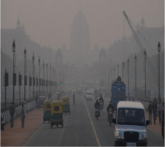 2500 حالة وفاة سنويا بالجزائر بسبب تلوث الهواء