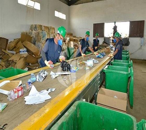 Alger: plus de 500.000 t de déchets ménagers collectés durant le 1er semestre 2019