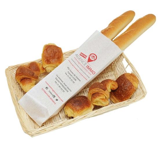 Boulangeries : Les sacs en papier remplacent le plastique