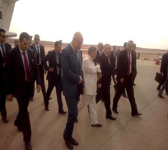 Le ministre de l'Intérieur entame une visite de travail à Ghardaïa