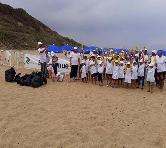 Saison estivale: une opération de nettoyage des plages dans plusieurs wilayas