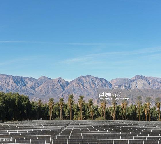 الجزائر جاهزة لإنجاز مشروع وطني لإنتاج 5600 ميغاواط من الكهرباء باستعمال الطاقة الشمسية
