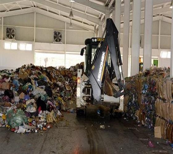 أهمية فرز النفايات قبل ردمها
