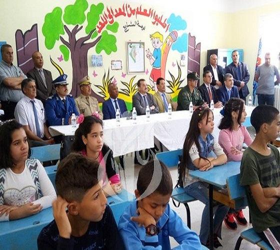 Un programme national de réalisation de 1541 écoles dotées de l'énergie solaires