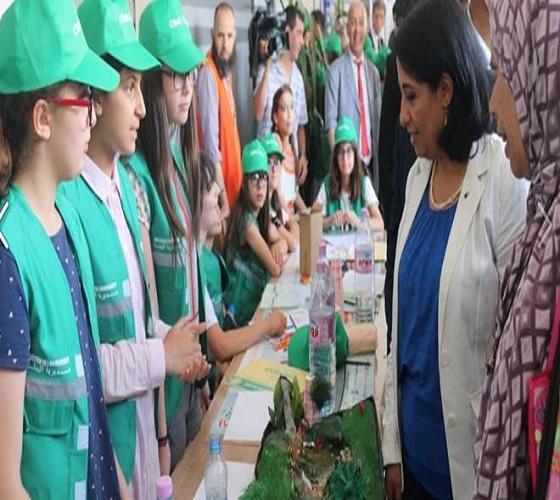 Zerouati souligne le rôle et l'impact de l'éducation environnementale dans le cursus scolaire