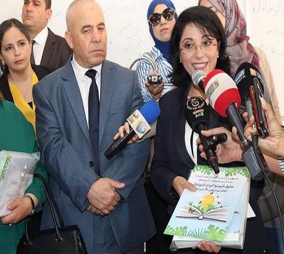 Convention entre les ministères de l'Environnement et de l'éducation pour équiper 2.500 écoles