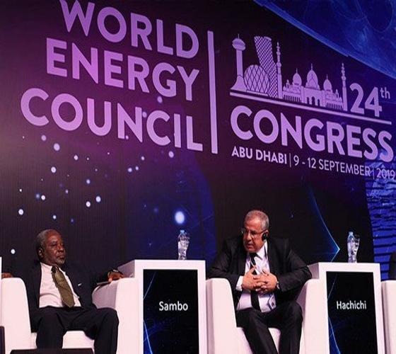 """مجمع """"سوناطراك"""" يشارك في الطبعة 24 للمؤتمر العالمي للطاقة بأبو ظبي"""