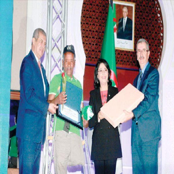 Prix de la ville verte 2019 : chercheurs et associations à l'honneur :Prix de la meilleure ville : Annaba