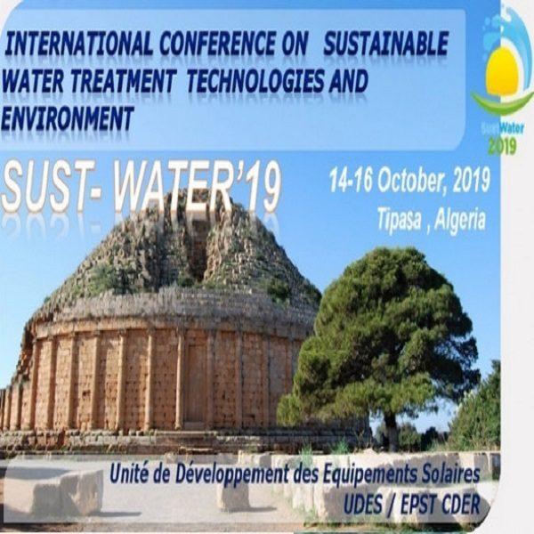 Tipasa: conférence internationale lundi sur le traitement de l'eau