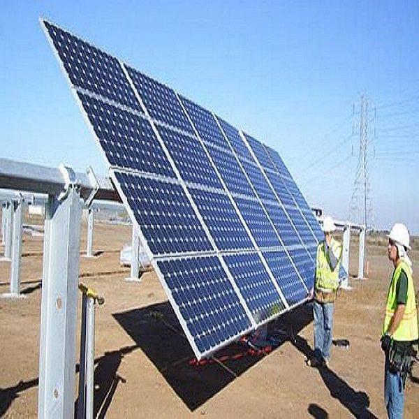 قبول عرض تقدم به مجمع جزائري لإنجاز 5 محطات جديدة للطاقة الشمسية