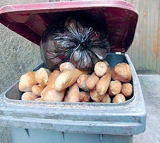 استرجاع أزيد من 110 طن من مادة الخبز عبر 26 بلدية بالعاصمة