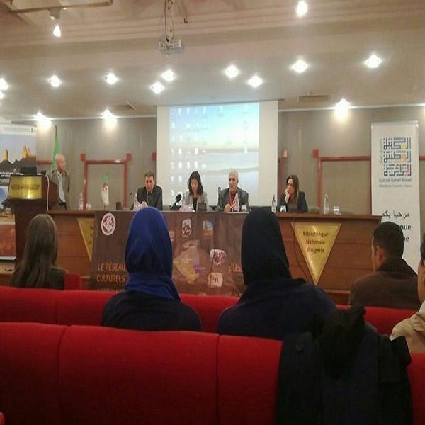 يوم تحسيسي وتكويني لفائدة صحفي الجزائر العاصمة: دور الإعلام في تثمين التراث البيئي الثقافي لشبكة الحظائر الثقافية
