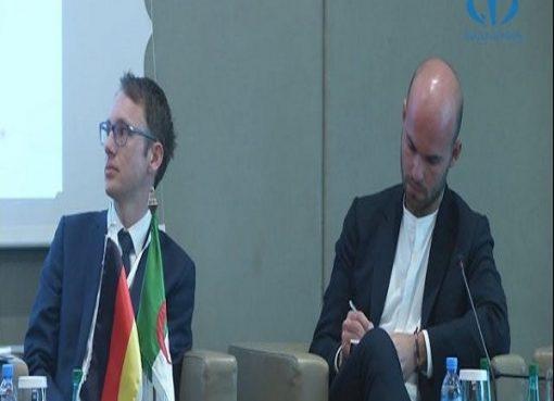 Début des travaux de la 2ème Journée algéro-allemande de l'énergie