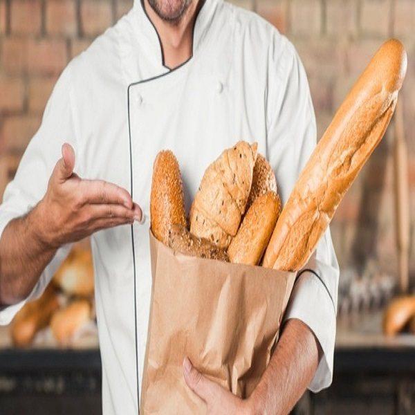 100.000 sacs en papier seront distribués aux boulangers  Du papier à pain