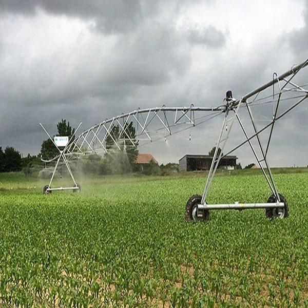 IRRIGATION DE TERRES AGRICOLES À AÏN DEFLA :De nouveaux procédés en cours de concrétisation