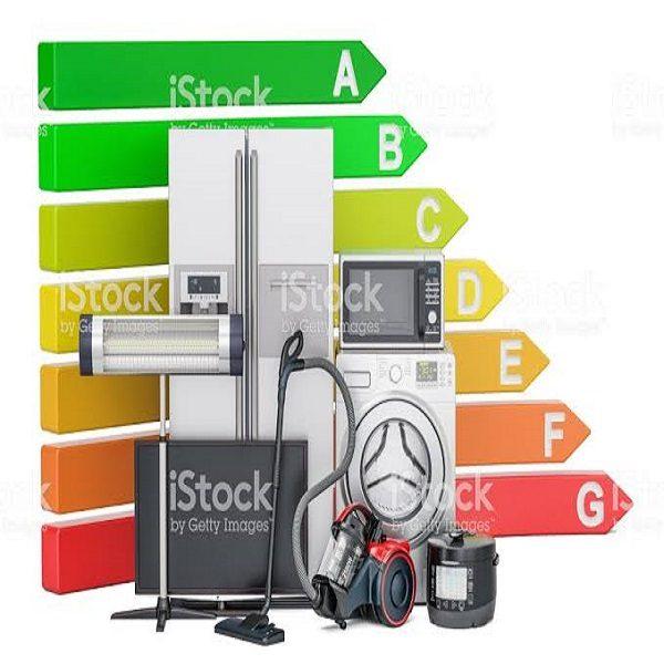 Nécessité de renforcer le contrôle de l'efficacité énergétique des équipements électroménagers