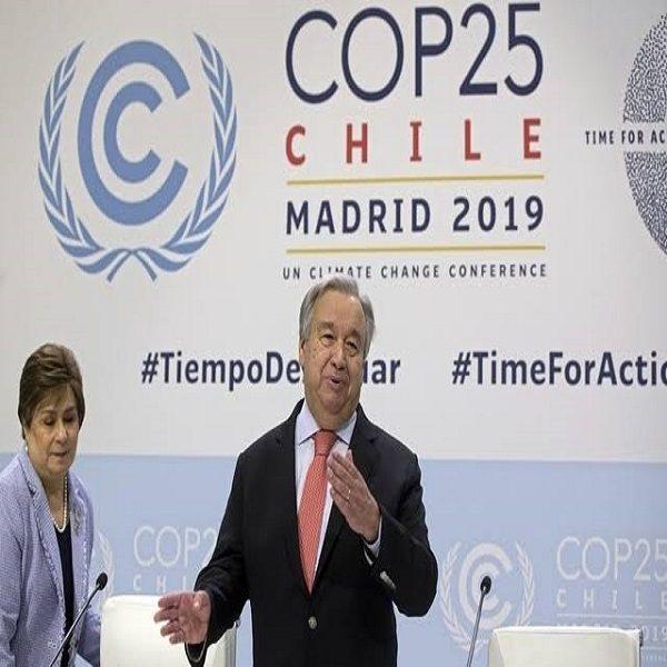 Conférence sur les changements climatiques : Mme Zerouati à Madrid