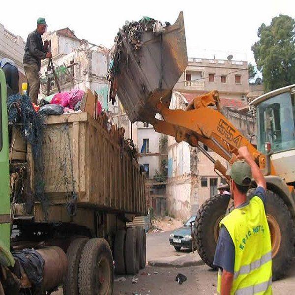 مديريتا البيئة التكوين المهني بالعاصمة تمويل مشاريع رسكلة النفايات والطاقات المتجددة