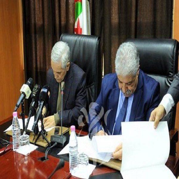 السيد شمس الدين شيتور يستلم مهامه على رأس وزارة التعليم العالي والبحث العلمي