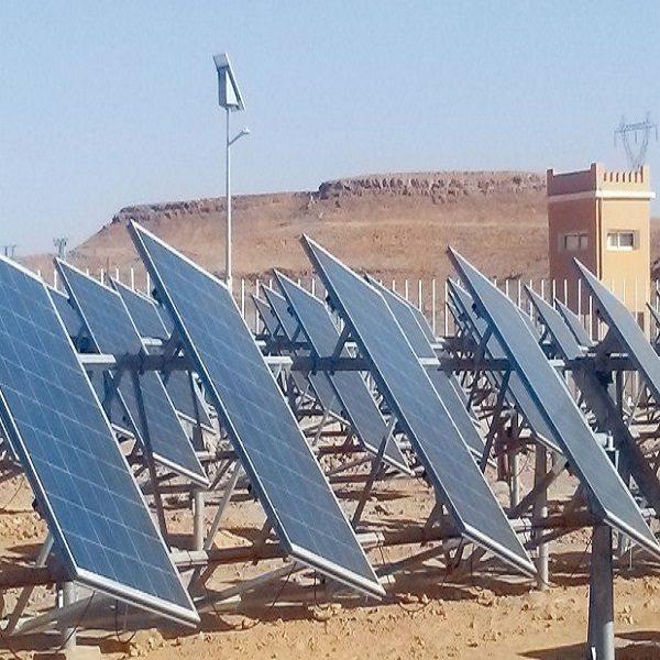 Energies renouvelables : Les capacités installées depuis 2010 avoisinent les 400 MW