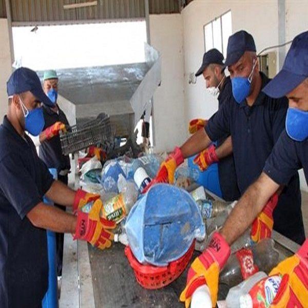 Déchets ménagers: traitement de plus d'un million tonnes à Alger