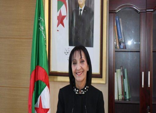 وزيرة البيئة تبحث سبل دفع التعاون مع مبعوث الوزير الاول البريطاني و رئيس مندوبية الاتحاد الأوربي بالجزائر