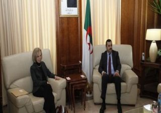 عرقاب يدعو المؤسسات الألمانية لتعزيز تواجدها أكثر في الجزائر