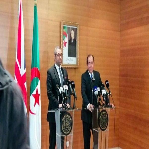 دورة الحوار الاستراتيجي الجزائري – البريطاني مذكرتا تفاهم في مجالي البيئة وتعليم اللغة الإنجليزية
