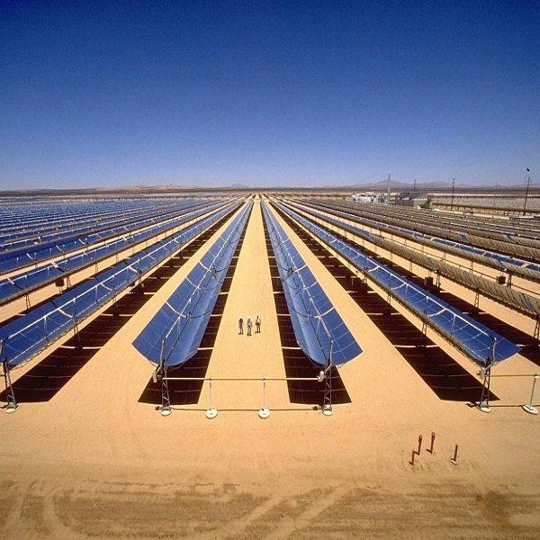 Projet Desertec : Un accord préliminaire est signé avec la partie allemande