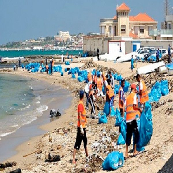 Campagne de désinfection des plages Aïn Témouchent : préparation de la saison estivale 2020