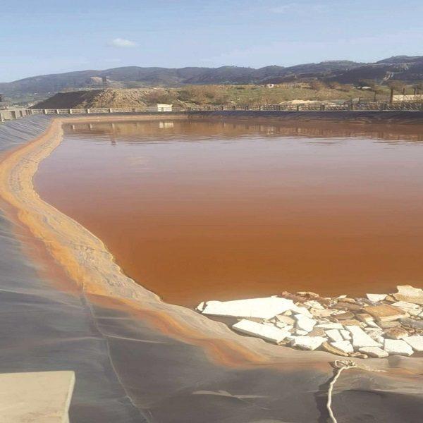 Cap Djenet (Boumerdès) : Projet de station de traitement des rejets de la centrale électrique
