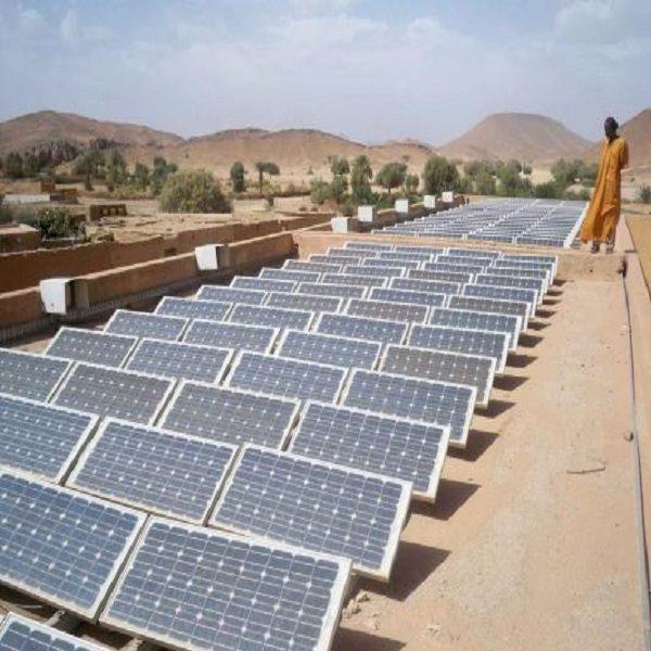 طاقة شمسية: نحو انتاج 1000 ميغاواط عبر مختلف الولايات بداية من 2022