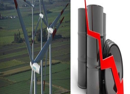 Chute des investissements énergétiques mondiaux : à l'exception des EnR