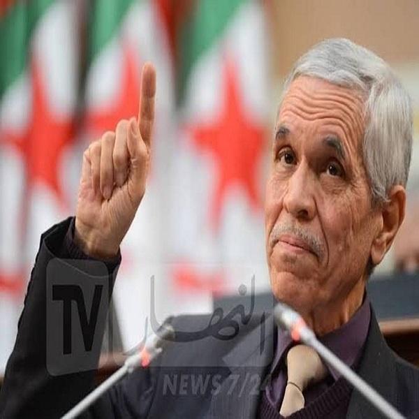 شيتور: 2500 مليار متر مكعب إحتياطي الجزائر من الطاقة التقليدية