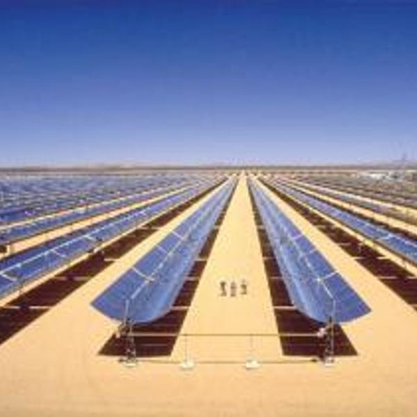 Tindouf: réception prochaine de la nouvelle centrale solaire