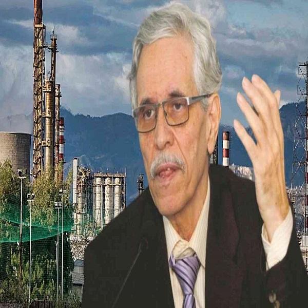 Écologie Algérie : Chitour alerte sur la consommation des énergies fossiles
