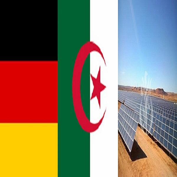 """الطاقات المتجددة """"مجال متميز"""" للشراكة الجزائرية الألمانية"""