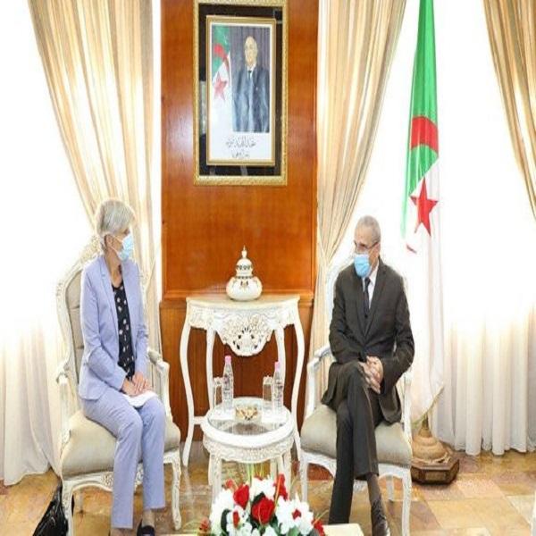 الجزائر-هولندا: اتفاق على تشجيع التعاون بين البلدين في مجال التعليم العالي والبحث العلمي