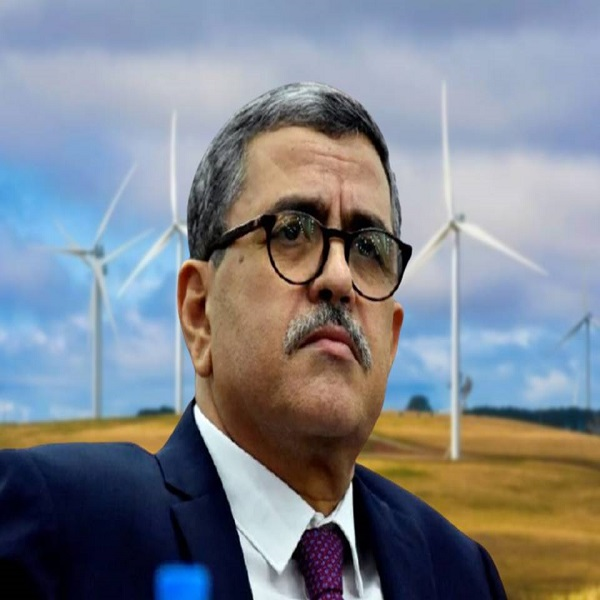 djerad : «le gouvernement est déterminé à instaurer un modèle énergétique derable»
