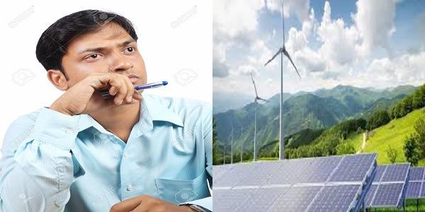 Le programme initial de production de 4.000 mégawatts tirés de l'énergie solaire « a été plombé ». Energies renouvelables