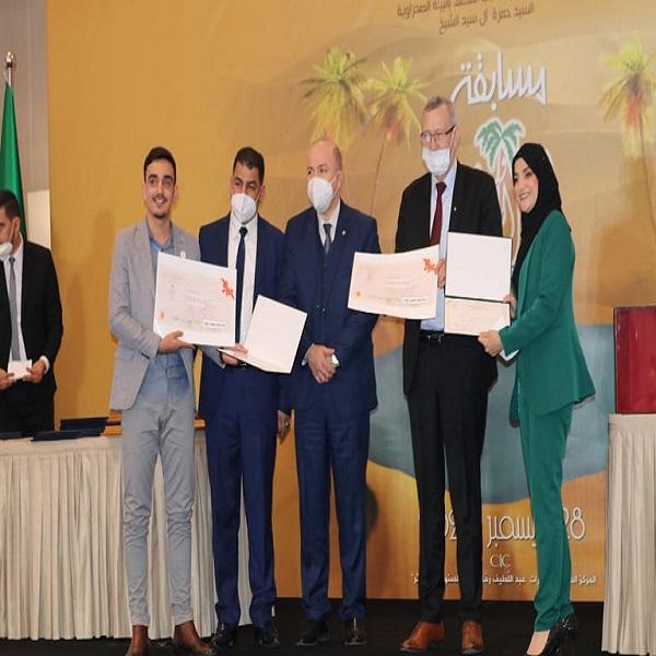 الإذاعة الجزائرية تفتك جائزة أحسن عمل إعلامي حول البيئة الصحراوية