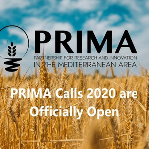 PRIMA2020 : participation «honorable» de l'Algérie avec 14 projets sélectionnés