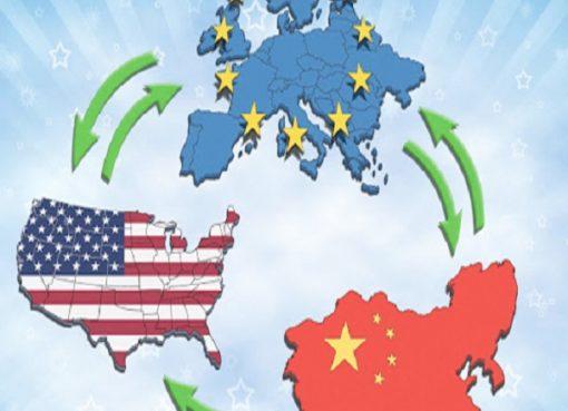 USA-Europe, Chine-Inde et leurs impacts sur le nouveau pouvoir économique mondial Les enjeux géostratégiques 2021/2030/2035 de la transition énergétique