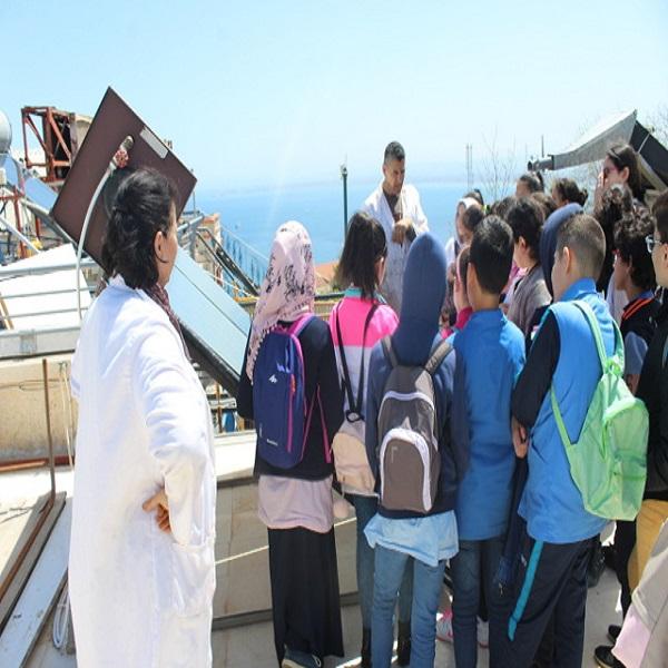 ENERGIES RENOUVELABLES : Vers le développement de nouvelles activités pédagogiques