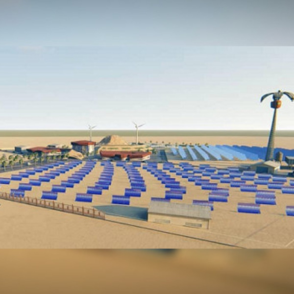Le CEREFE se félicite du lancement d'un projet d'énergies renouvelables à Ghardaïa