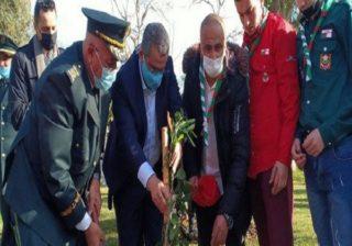 سوناطراك تدعم البرنامج السنوي لإعادة التشجير و حماية الغابات