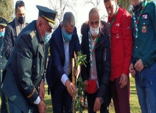 Sonatrach appuie le Programme annuel de reboisement