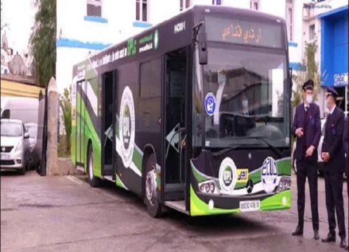 ETUSA : 30% d'économie d'énergie envisagés sur les bus convertis au diesel-GPLc