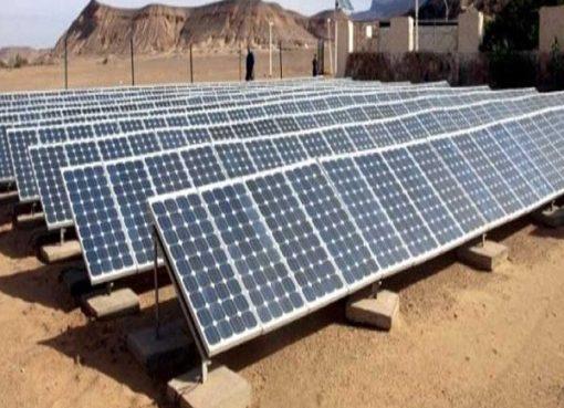 Energie solaire ; La BAD lorgne le sahara algérien 85% des 2,4 millions de km2 de l'Algérie sont constitués par le Sahara.
