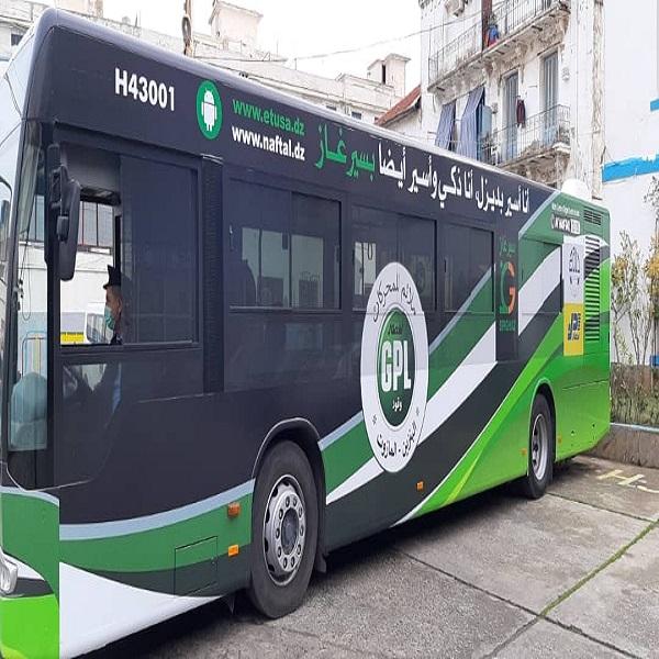 Transport : lancement du 1er bus et du 1er camion hybrides « Dual fuel » diesel-GPLc